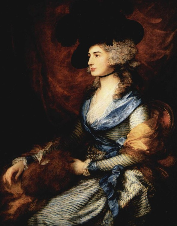 """Mrs Siddons"" by The Yorck Project licensed by Public Domain"